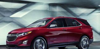 SUV substituirá o Captiva e também será importado do México (Divulgação/Chevrolet)