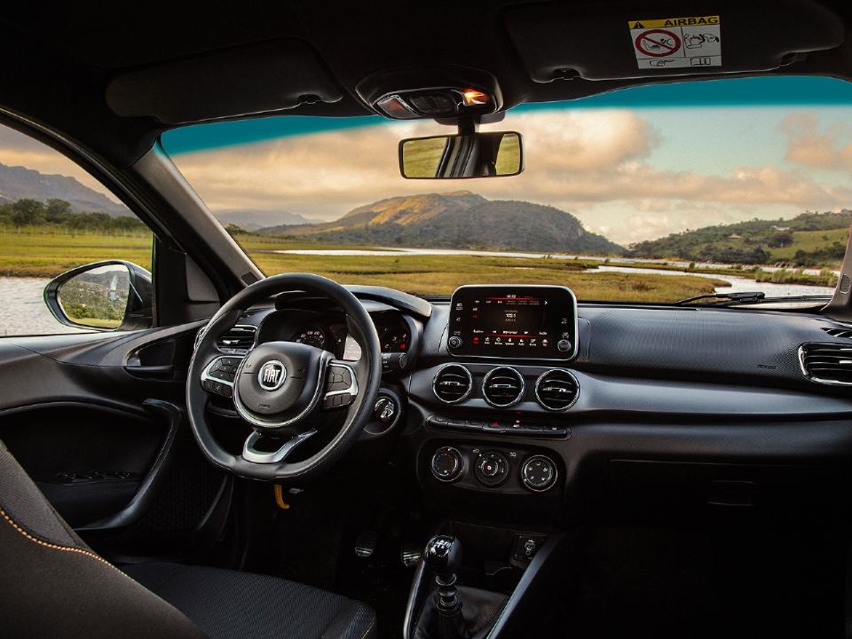 Fiat Argo Trekking - Interno