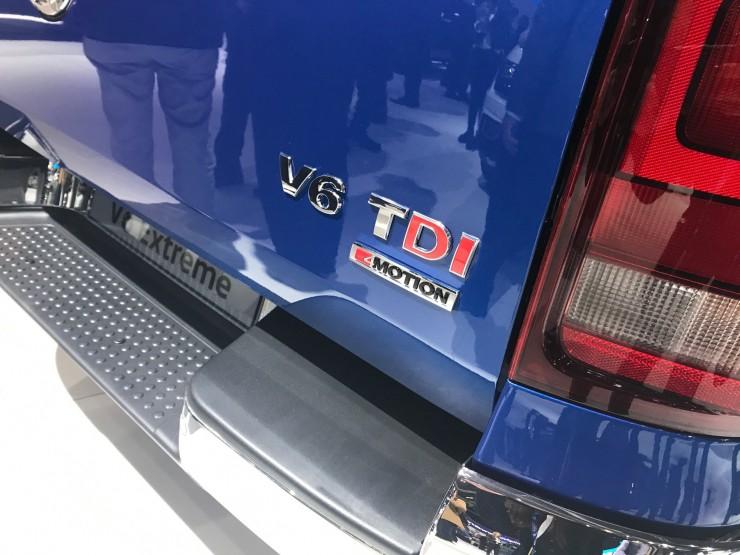 Consórcio Amarok V6 TurboDiesel