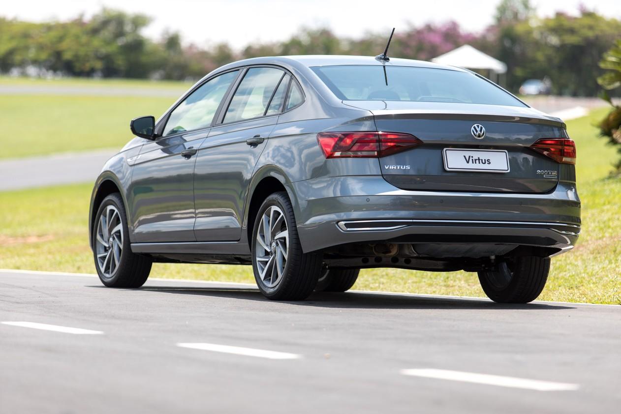 Consórcio Volkswagen Virtus