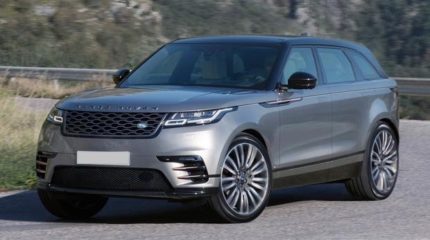 Consórcio Range Rover Velar