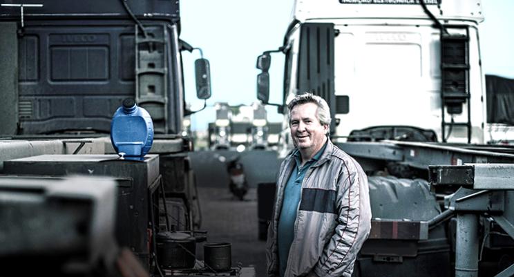 Como fazer consórcio de caminhão?
