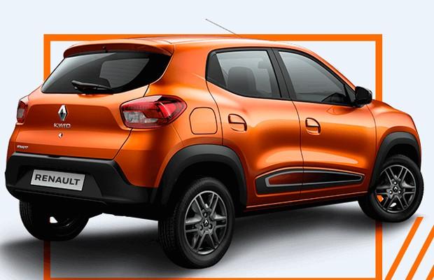 Consórcio do Renault Kwid
