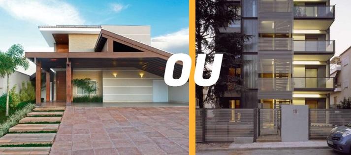 Escolha casa ou apartamento no consórcio