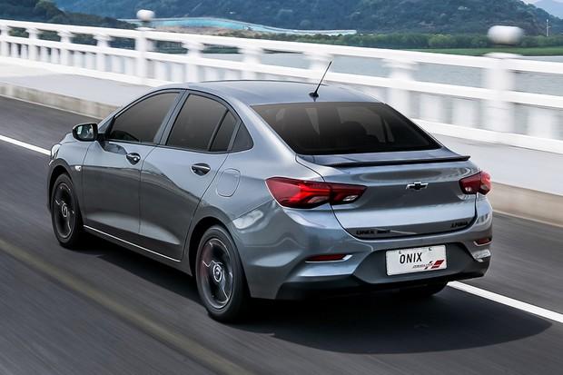 Consórcio Onix Sedan
