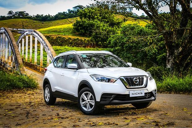Consórcio Nissan Kicks