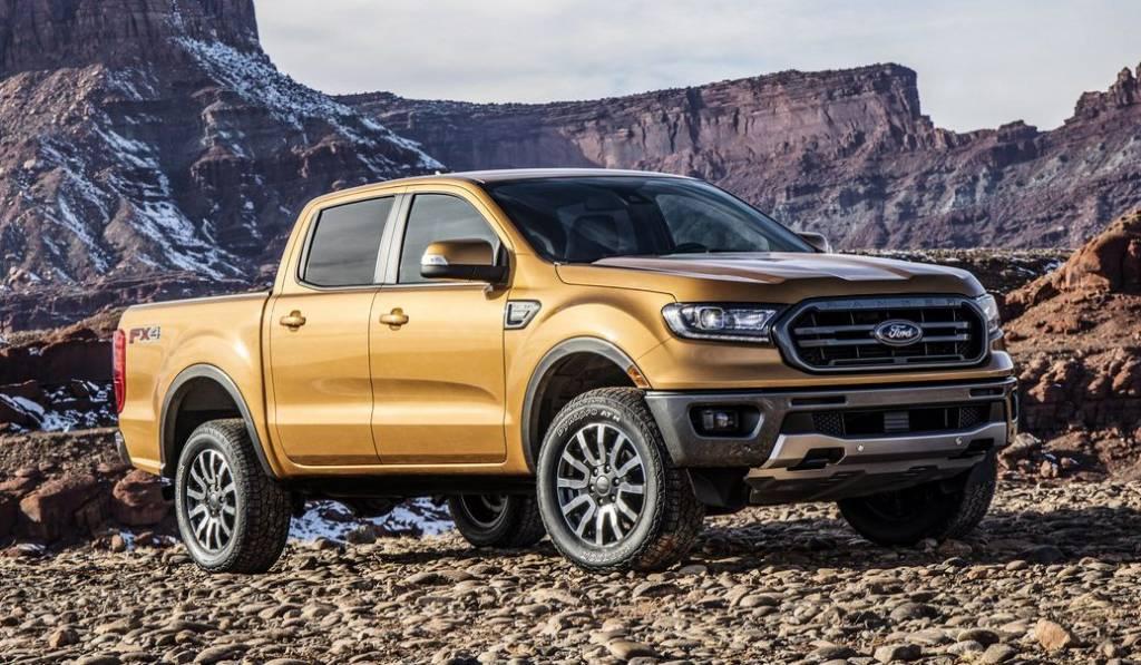 Consorcio Nacional Ford - Ranger
