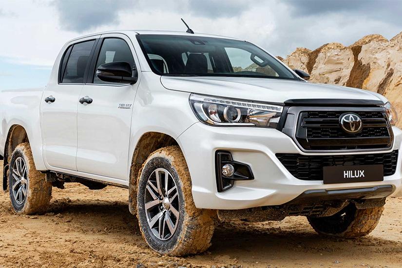 Consórcio Hilux Toyota