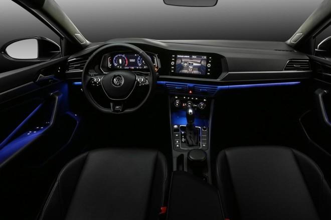 Consórcio Volkswagen Jetta - Painel